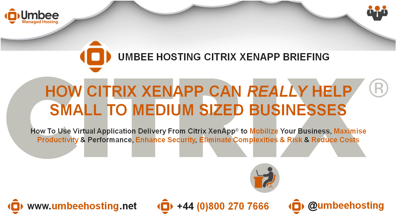 Umbee Citrix XenApp Desktop Virtualization Briefing Guide Video